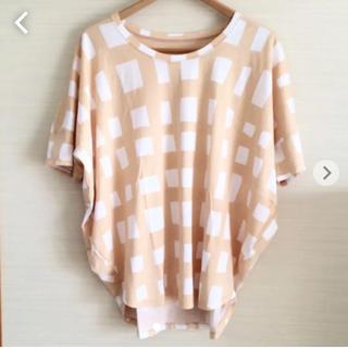 ツモリチサト(TSUMORI CHISATO)の◆ ツモリチサト cat's  ドロップショルダー カットソー  ◆ サイズ 2(Tシャツ(半袖/袖なし))