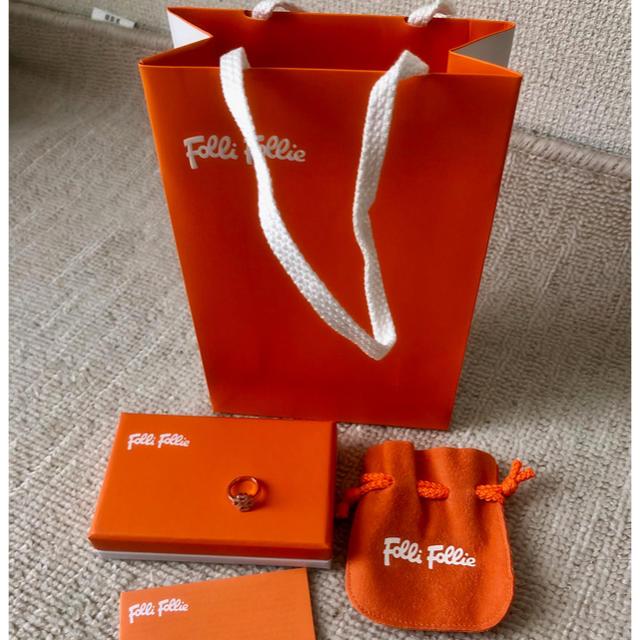 Folli Follie(フォリフォリ)のfolli folli ring フォリ フォリ リング レディースのアクセサリー(リング(指輪))の商品写真