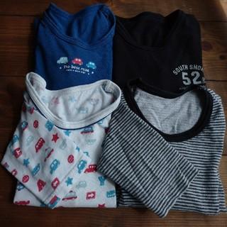 西松屋 - 西松屋  長袖シャツ 4枚 80cm