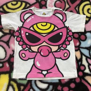 ヒステリックミニ(HYSTERIC MINI)の専用💜❤(Tシャツ)
