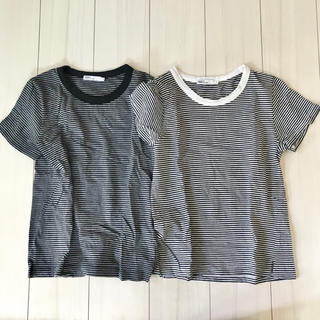 GLOBAL WORK - American holic Tシャツ 2枚セット アメリカンホリック