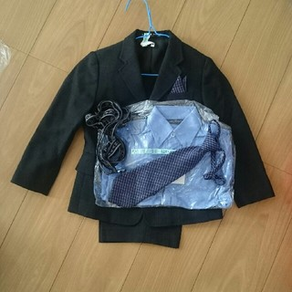ヒロミチナカノ(HIROMICHI NAKANO)のヒロミチナカノ子供スーツサイズ100(ドレス/フォーマル)