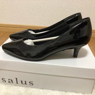 サルース(salus)のサルース パンプス 新品 36サイズ(ハイヒール/パンプス)