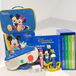 Disney - 【未開封多数!】2014年購入!ディズニー英語 トークアロング・Q&Aカード