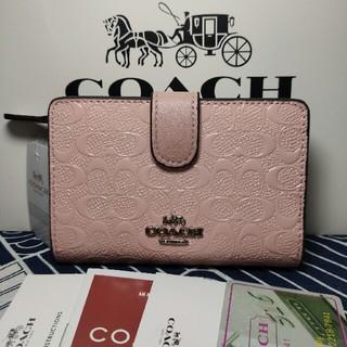 COACH - コーチ 折り財布 F25937 正規品