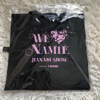 安室奈美恵 We♡NAMIE HANABI SHOW うちわ 座布団バッグ(ミュージシャン)