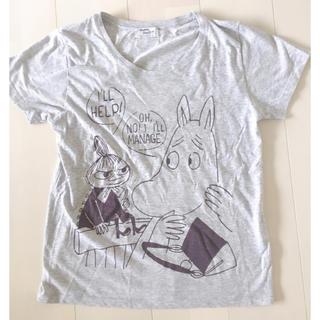 Little Me - ムーミン MOOMIN Tシャツ