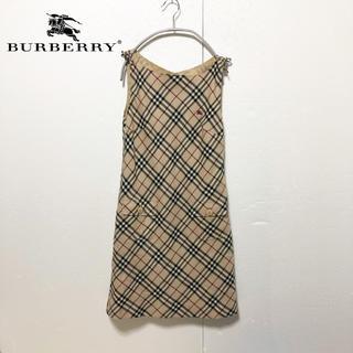 BURBERRY - 【BURBERRY  LONDON】定番チェックワンピース