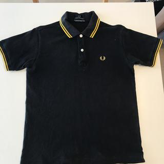 FRED PERRY - フレッドペリー ポロシャツ ブラック Mサイズ