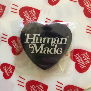 ジーディーシー(GDC)のGirls Don't Cry human made HEART BADGE(その他)