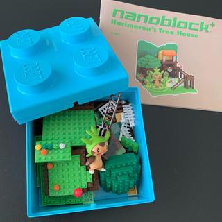ポケモン(ポケモン)のボックス付!  ポケモンのナノブロックセット(積み木/ブロック)