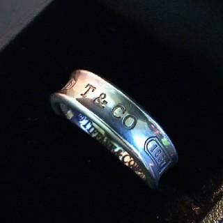 ティファニー(Tiffany & Co.)のティファニー メンズ リング(リング(指輪))