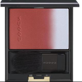 スック(SUQQU)のSUQQU スック ピュア カラー ブラッシュ115 紅氷柱 チーク 限定(チーク)