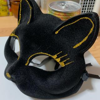 猫のお面(小道具)