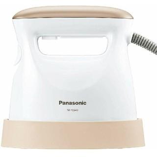 Panasonic - 【新品未開封】Panasonic スチームアイロン ni-fs540 ピンク