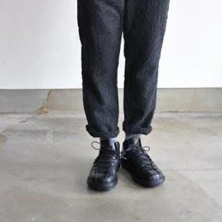 トリッペン(trippen)のtrippen トリッペン★tyler レースアップレザーシューズ 黒 39(ローファー/革靴)