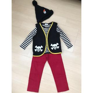 しまむら - ハロウィン ベスト 海賊 なりきり 男の子 女の子 100 110