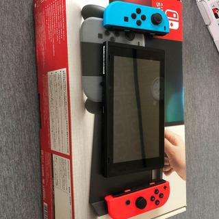Nintendo Switch - ニンテンドースイッチ 初期付属品全部有ります