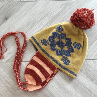 ヴィヴィアンウエストウッド ニット帽
