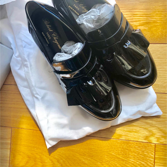 DEUXIEME CLASSE(ドゥーズィエムクラス)のRobert clergerie ロベール・クレジュリー レディースの靴/シューズ(ローファー/革靴)の商品写真