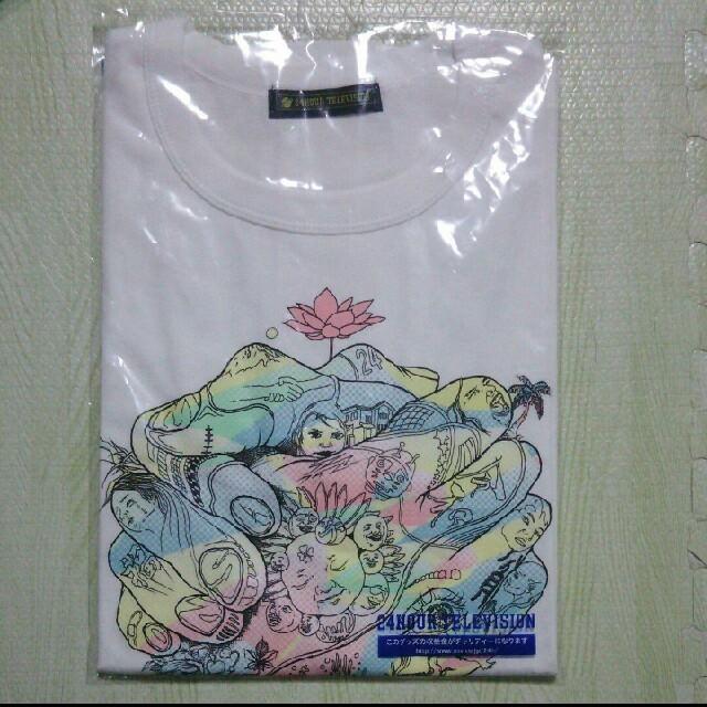 嵐(アラシ)の【新品】チャリティーTシャツ レディースのトップス(Tシャツ(半袖/袖なし))の商品写真