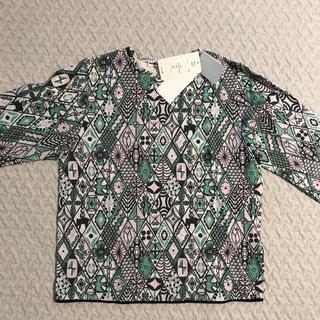 ミナペルホネン(mina perhonen)のミナペルホネン シンフォニー トップス(Tシャツ/カットソー)