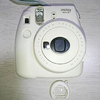 富士フイルム - チェキ instax mini 8+ バニラ