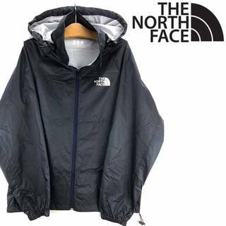 THE NORTH FACE - ノースフェイス ナイロンジャケット パーカー ブラック L