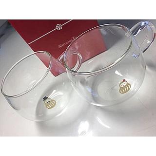 アフタヌーンティー(AfternoonTea)のアフタヌーンティー耐熱グラス(グラス/カップ)