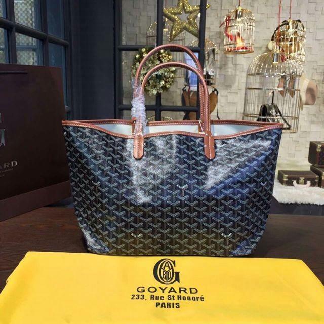 GOYARD(ゴヤール)のGOYARD トートバッグ ビジネスバッグ 2WAY ポーチ付き 大容量 レディースのバッグ(トートバッグ)の商品写真