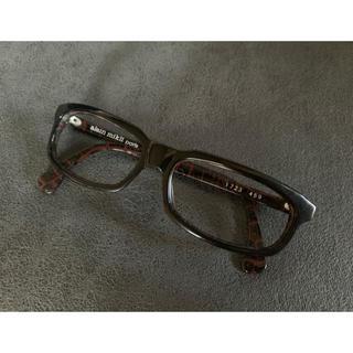 アランミクリ(alanmikli)のアランミクリ 眼鏡 1723 459 フランス製 年代物 レンズ無し(サングラス/メガネ)