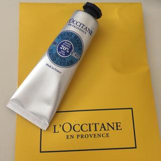 L'OCCITANE - 【新品未開封】ロクシタン シアハンドクリーム