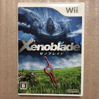 ウィー(Wii)のゼノブレイド(家庭用ゲームソフト)