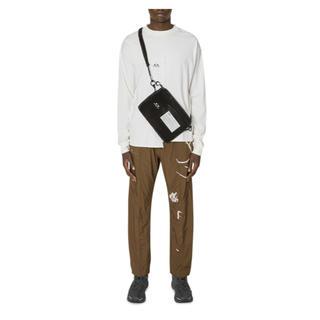 OFF-WHITE - OAKLEY BY SAMUEL ROSS  Print Track Pants