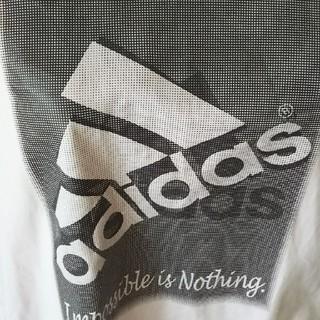 adidas - アディダス薄ピンク半袖Tシャツ