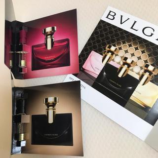 BVLGARI - ブルガリ 香水 サンプル スプレンディダ コレクション‼️値下げ