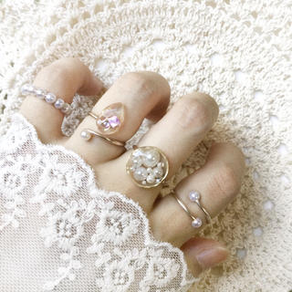 指輪セット【108】ワイヤーリング