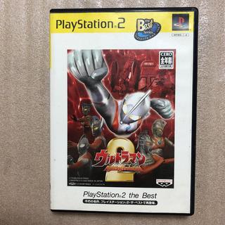 プレイステーション2(PlayStation2)のウルトラマン☆ファイティング ・エボリューション2(家庭用ゲームソフト)