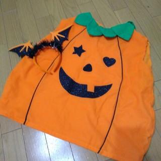 claire's - ハロウィンコス かぼちゃ