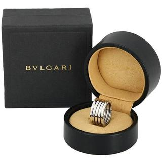 ブルガリ(BVLGARI)の ブルガリ B-zero1 指輪 約19号 幅:約12mm(リング(指輪))