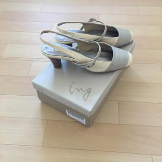 イング(ing)のing 靴(ハイヒール/パンプス)
