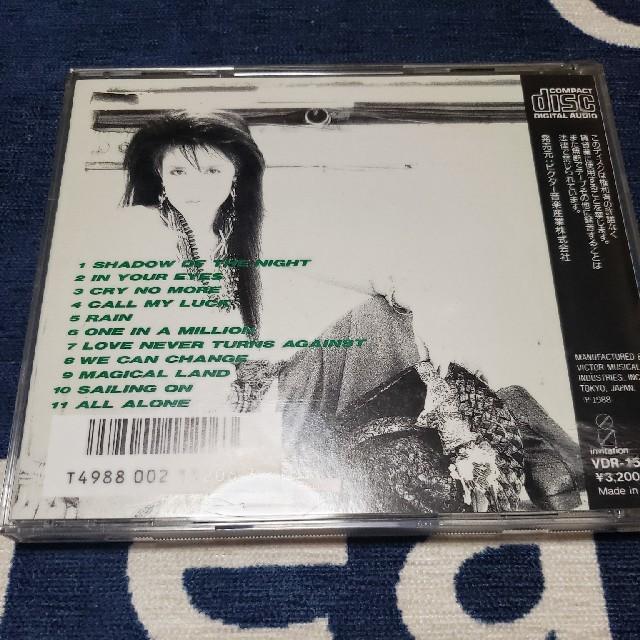 浜田麻里 LOVE NEVER TURNS AGAINST エンタメ/ホビーのCD(ポップス/ロック(邦楽))の商品写真