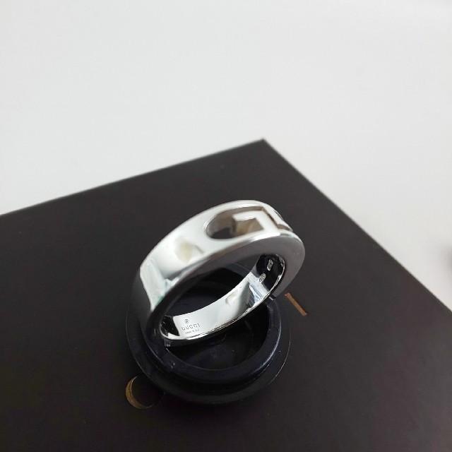 Gucci(グッチ)のGUCCI グッチ リング メンズのアクセサリー(リング(指輪))の商品写真