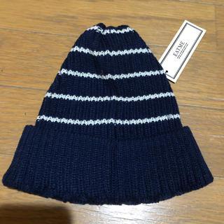 イートミー(EATME)のニット帽(ニット帽/ビーニー)