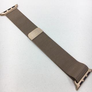 Apple Watch - アップル純正 ゴールドミラネーゼループ Apple Watch 40mm用