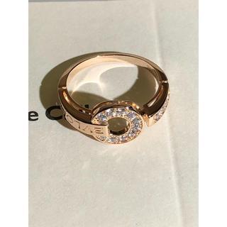 ブルガリ(BVLGARI)の超美品 BVLGARI リング(リング(指輪))