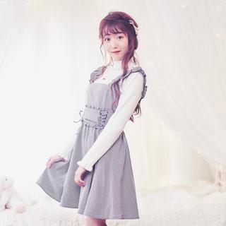 ハニーシナモン(Honey Cinnamon)のハニーシナモン  ジャンパースカート(ひざ丈スカート)