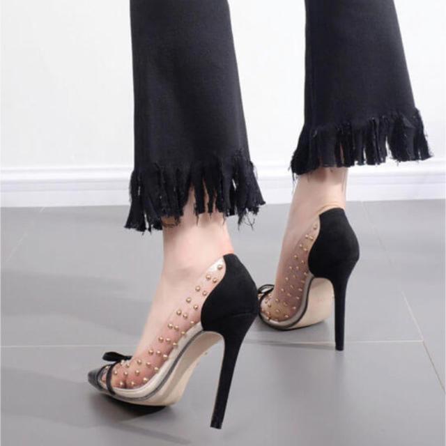 Christian Louboutin(クリスチャンルブタン)のピンヒール♥パンプス♥ レディースの靴/シューズ(ハイヒール/パンプス)の商品写真