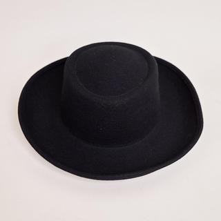 バーニーズニューヨーク(BARNEYS NEW YORK)のCLYDE BLACK WOOL HAT(ハット)