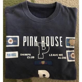 ピンクハウス(PINK HOUSE)のピンクハウス トレーナー  M(トレーナー/スウェット)
